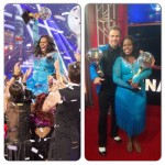 Amber Riley remporte Dancing With The Stars