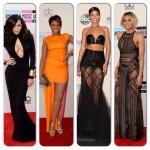 Rihanna, Ciara, Jennifer Hudson et d'autres toutes sexy aux American Music Awards 2013