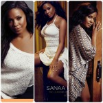 Sanaa Lathan couvre gracieusement Rolling Out Magazine