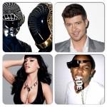 Les performers aux Grammy Awards 2014 sont…