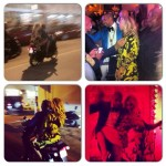 Beyonce, Jay-Z, Diddy, Kelly Rowland célèbrent la nouvelle année