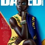 Lupita Nyong'o fait la une de Dazed & Confused