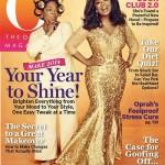 Oprah Winfrey fait la une de O Magazine