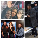 Kevin Hart et Regina Hall font la promotion de About Last Night