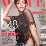Rihanna fait la une de Vogue Magazine