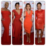 Nene Leakes, Adrienne Bailon, Kat Graham, Alicia Quarles radieuses au Heart Truth Red Dress Collection Show
