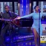 Toni Braxton et Babyface invités Good Morning America