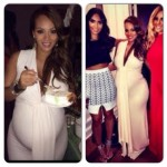 Evelyn Lozada organise une baby shower