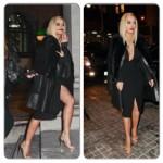 Rita Ora s'est rendue au défilé de DKNY