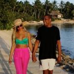 Les Carter savourent leurs vacances avec Blue Ivy