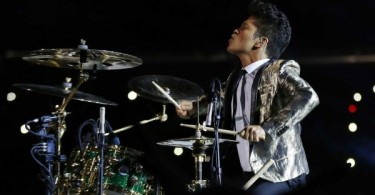 Bruno Mars SuperBowl 2014