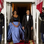 Barack Obama reçoit François Hollande à la Maison Blanche