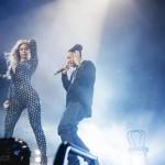 Beyonce et Jay-Z interprètent Drunk In Love à Londres