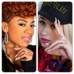 Keyshia Cole et Iggy Azalea font le remake de Mo Money Mo Problems