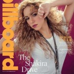 Shakira fait la couverture de BillBoard Magazine