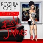 Keyshia Cole présente son nouveau single Rick James