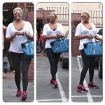 Nene Leakes s'entraîne pour Dancing With The Stars