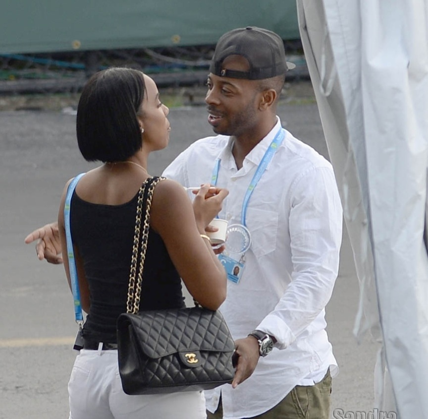 Kelly Rowland et son homme