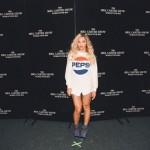 Beyonce en tournée au Portugal, promeut Pepsi