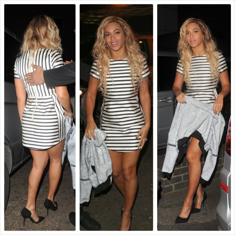 Beyonce Londres