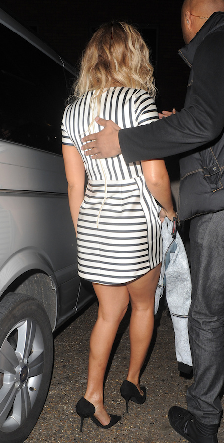 Beyonce-Arts-Club-London