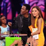 Chris-Rock-et-Ariana-Grande-kids-choice-awards-2014