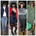 Les différents looks de Rihanna lors de la Paris Fashion Week