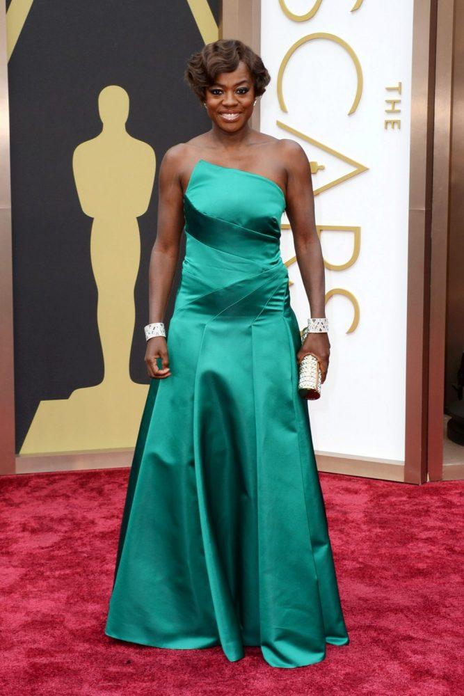 Viola Davis Oscars 2014