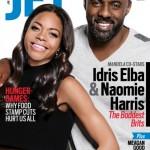 Idris Elba et Naomie Harris font la une de JET Magazine