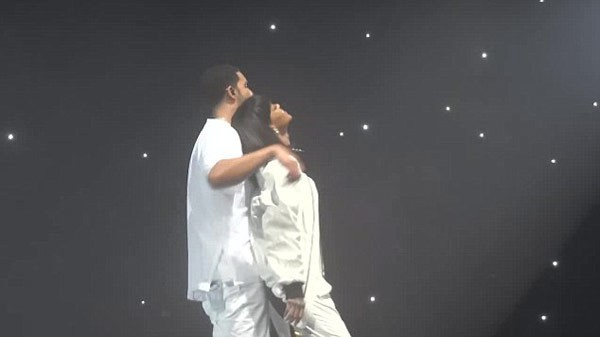 Rihanna et Drake