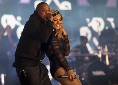 Beyonce et Jay-Z aux Grammy Awards 2014