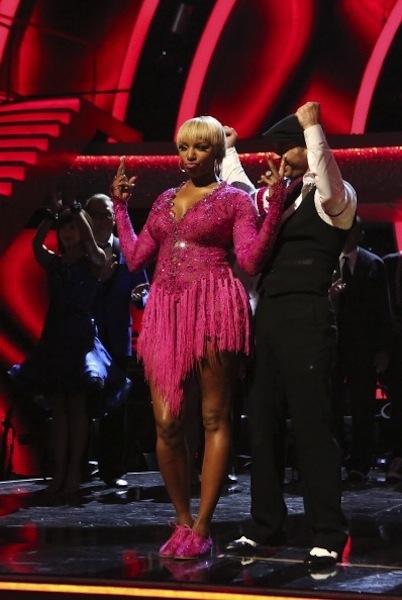 Nene Leakes dans dance With The Stars