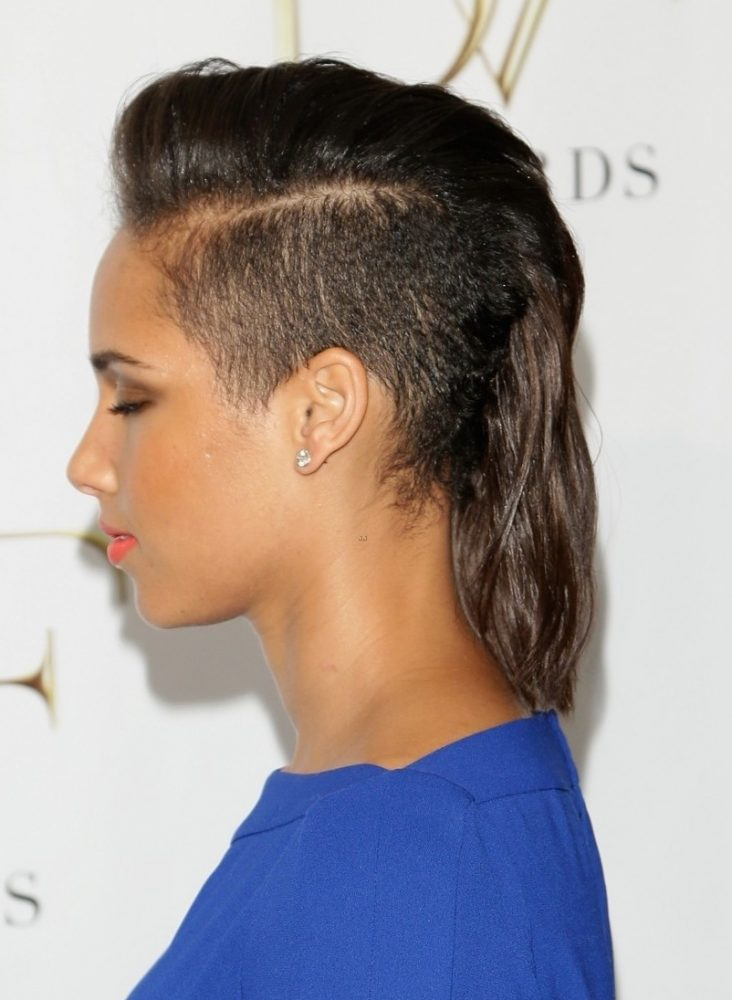 Alicia Keys DVF Awards 2014