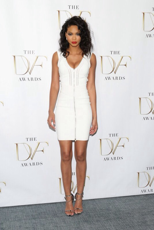 Naya Rivera DVF Awards 2014