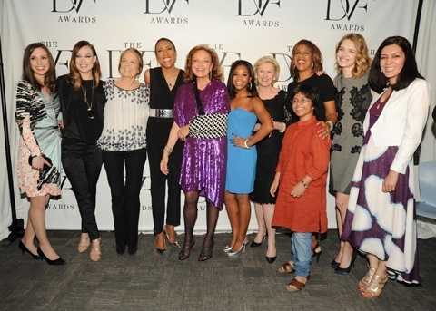 DVF Awards 2014
