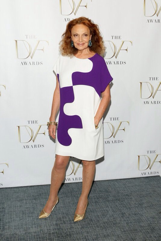 Gloria Steinem DVF Awards 2014