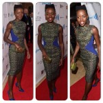 Lupita Nyong'o aux Glaad Media Awards 2014