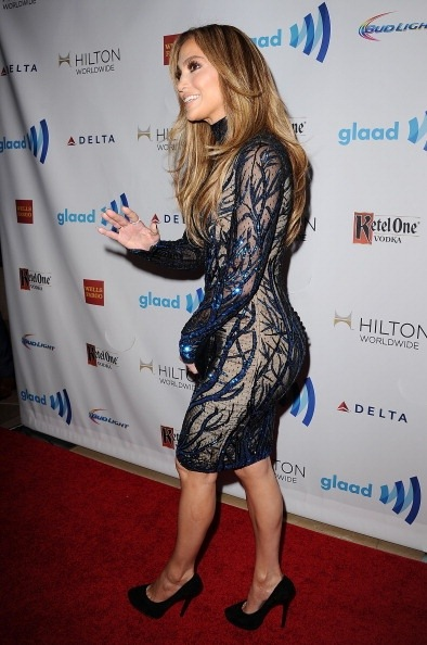 Jennifer Lopez Glaad Media Awards 2014