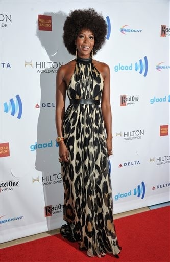 Naomie Campbell Glaad Media Awards 2014