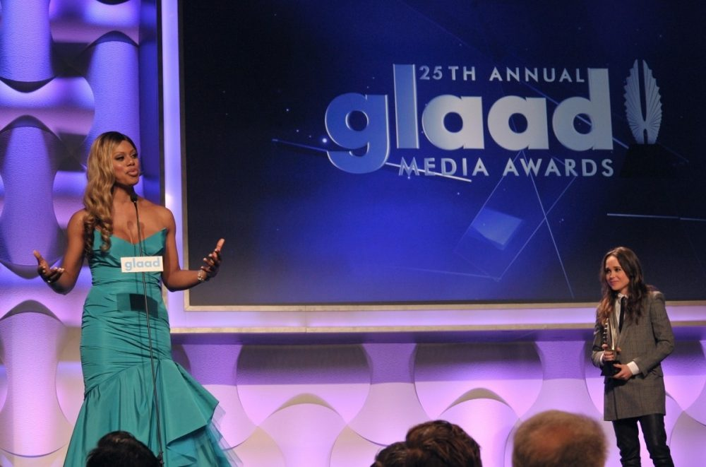Glaad Media Awards 2014