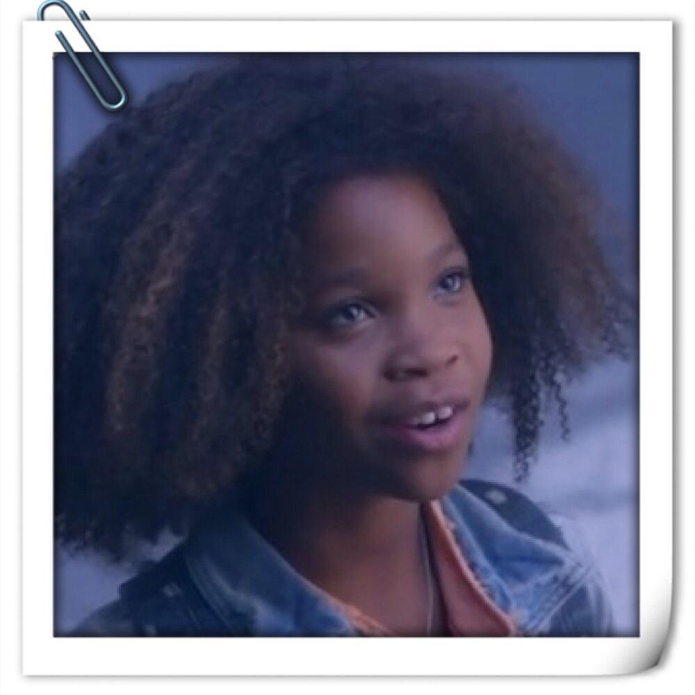 Quvenzhané Wallis  dans Annie