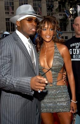Vivica A. fox et 50 Cent