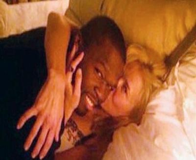 50 Cent et Chelsea Handler