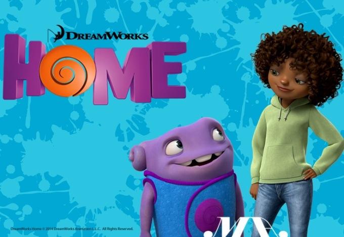 Rihanna décroche un rôle dans le film Home