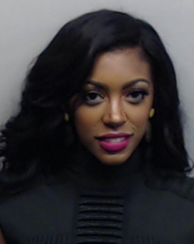 Porsha Williams Mug Shot