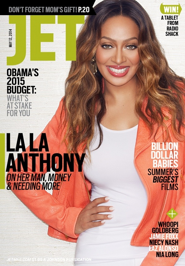 Lala Anthony Jet magazine
