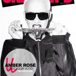 Amber Rose twerke et pose pour Unleash Magazine