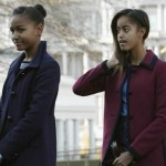 "Sasha et Malia Obama veulent être des ""filles normales"""