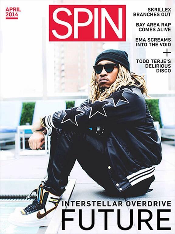 Future Spin Magazine