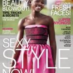 Lupita Nyong'o fait la une de Marie Claire